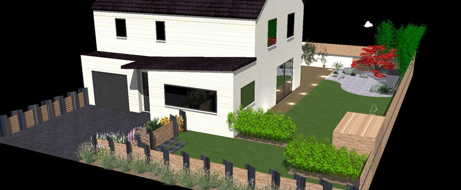 Logiciel amenagement jardin 3d for Amenagement jardin 3d